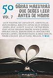 50 Obras maestras que debes leer antes de morir (Los Más Vendidos en Español nº 7)