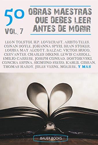 50 Obras maestras que debes leer antes de morir (Los Más Vendidos en Español nº 7) (Spanish Edition)