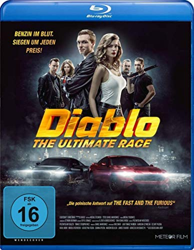 Diablo - The Ultimate Race [Blu-ray]