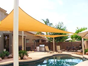 Best triangle canvas patio covers Reviews