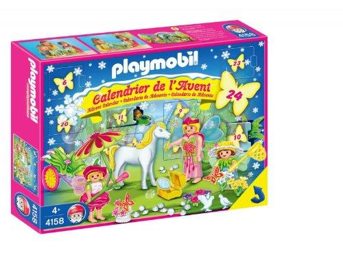 Playmobil 4158 - Adventskalender Einhorn im Feenland