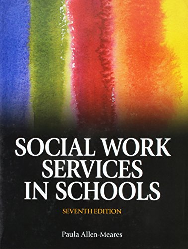 Social Work Services in Schools (7th Edition)