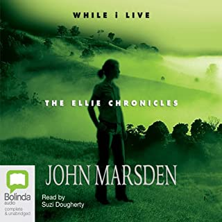 While I Live audiobook cover art