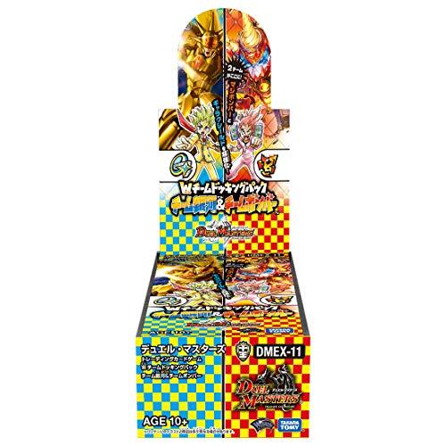 デュエル ・ マスターズ TCG DMEX-11 Wチームドッキングパック チーム銀河&チームボンバー DP-BOX