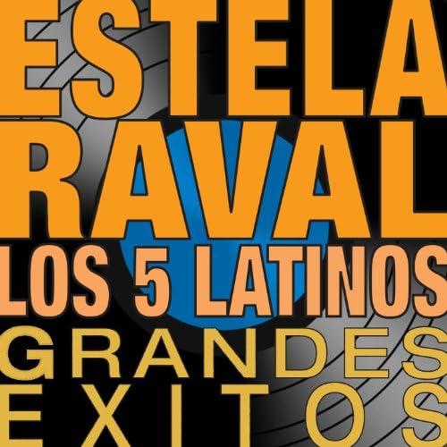 Estela Raval Y Los Cinco Latinos