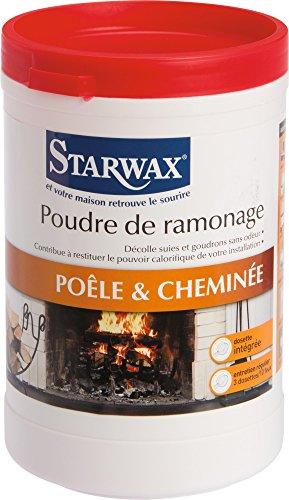 Poudre de ramonage Spécial cheminée - 1Kg - STARWAX