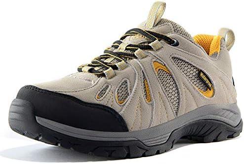 Wantdo Women s Waterproof Trekking Shoes Winter Low Cut Hiking Boots for Women Outdoor Hiking product image