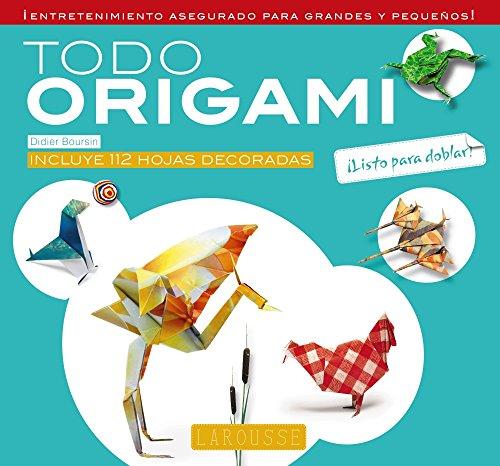 Todo Origami (Ocio Y Naturaleza)