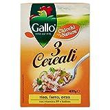 Gallo Riso 3 Cereali 400Gr