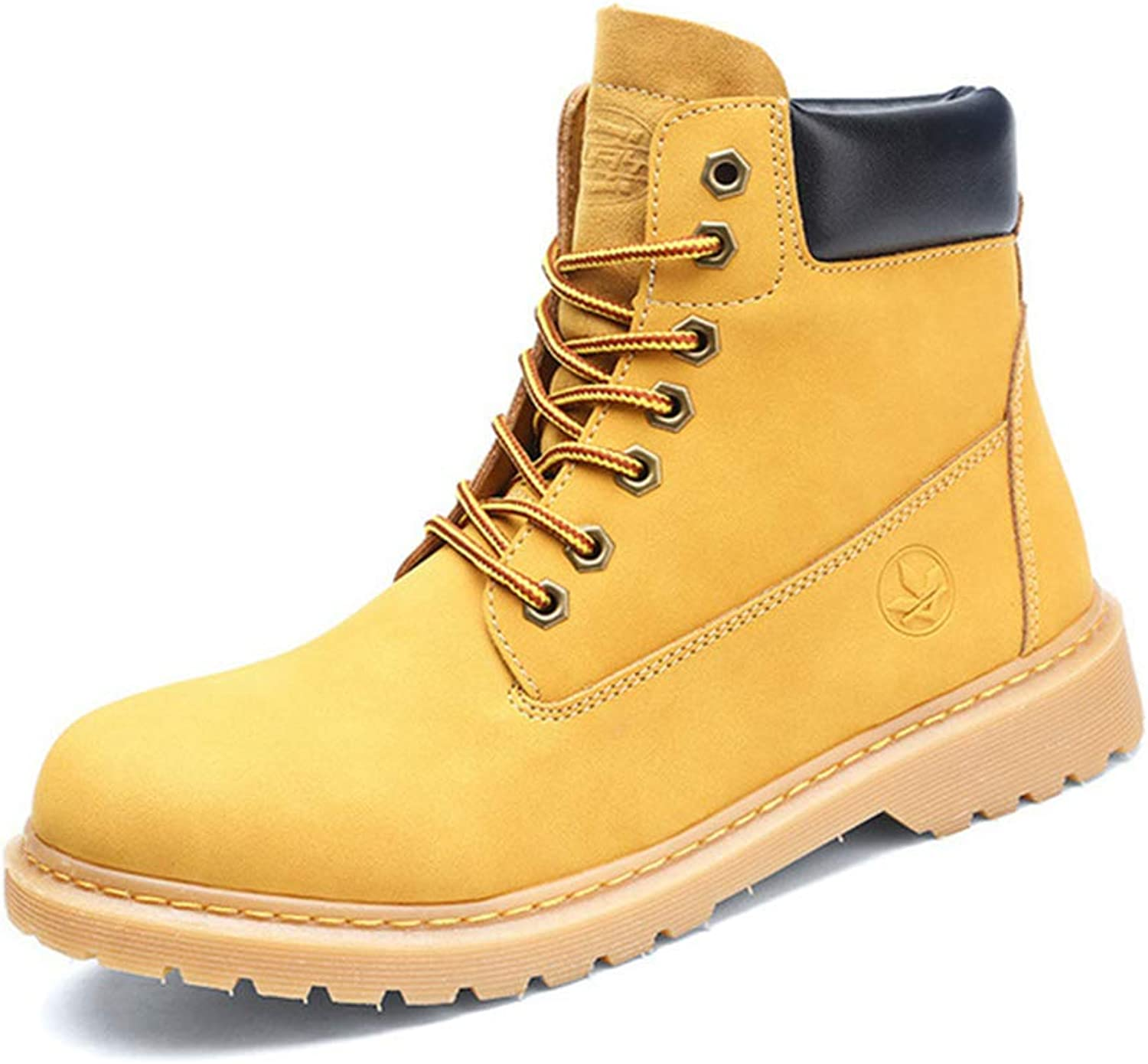 KAOKAOO Martin Boots Ankle Boots Outdoor Retro Couple Models