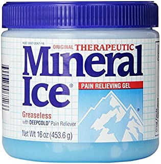 Sponsored Ad - Mineral Ice Therapeutic Pain Relieving Gel, 16 Ounce