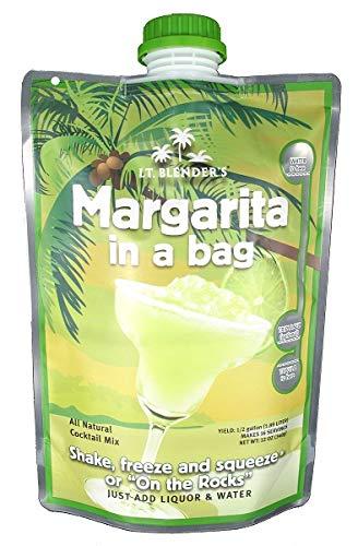 Lt. Blender's Margarita in a Bag (Pack of 4)