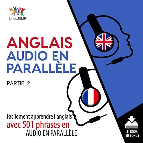 Couverture de Anglais audio en parallèle