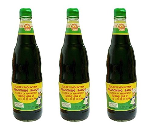 Golden Mountain Seasoning Sauce, 25.16 Fl Oz