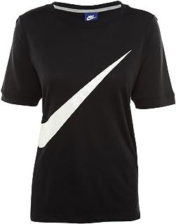 d5abcf4e0a26a Nike W NSW SS Prep T- T-Shirt Femme