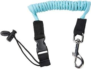Set Ext/érieur Cravate Cravate Planche de Surf Kayak Support de Toit Cam Boucle de Verrouillage Tie Down Strap Dioche Sangles de Kayak 2pcs