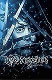 Unique artwork Edward Scissorhands movie poster with Johnny Depp, 25th Anniversary 11' x 17'