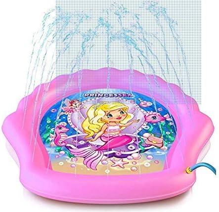 N A Import WWCEEM Outdoor Sale Splash Play Mat Party Water Sprinkler