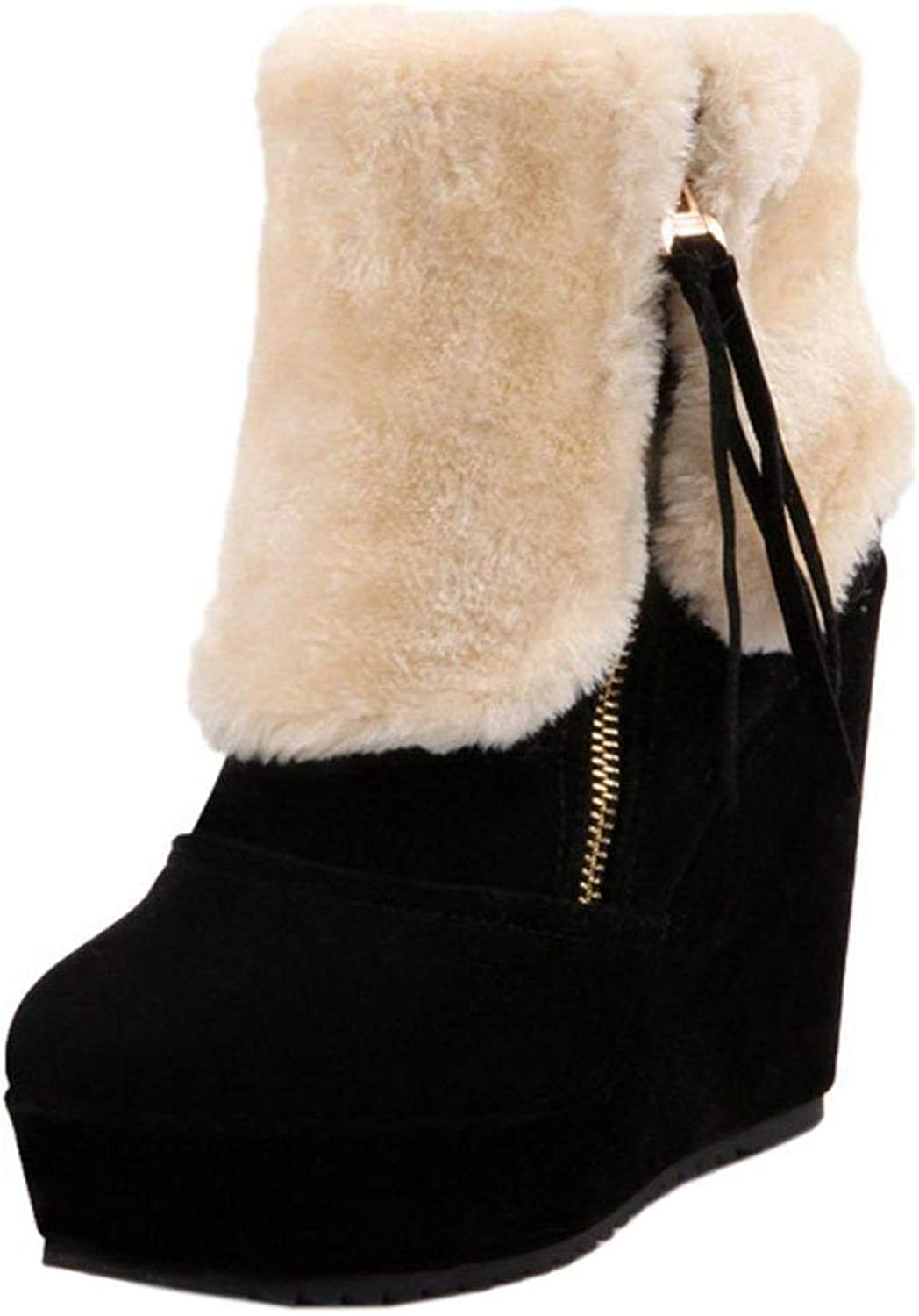Unm Women's Ankle Boots with Heels