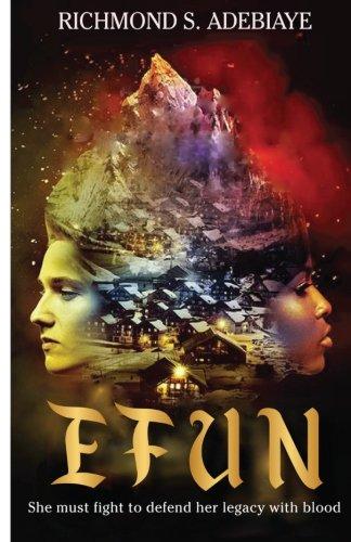 Efun: EFUN: A Woman of Substance!: Volume 1