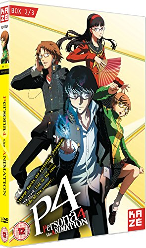 Persona 4: The Animation - Volume 2 [DVD] [UK Import]