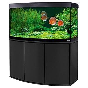 Aquariumkombination-Fluval-Vicenza-260-mit-LED-Beleuchtung-Heizer-Filter-und-Unterschrank-schwarz