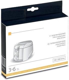 DeLonghi Filtre Charbons Actif Friteuse Total Clean F26215 F26235 F26237