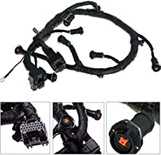 FICM Engine Fuel Injector Complete Wire Harness 5C3Z9D930A for Ford Powerstroke 6.0L Diesel - 2003, 2004, 2005, 2006, 2007 F250 F350 F450 F550 2004-2005 Ford Excursion