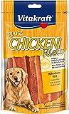 Vitakraft - Pure Chicken Filets, Snacks de Tiras de Pollo para Perros - 80 g