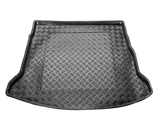 Protector Maletero PVC Compatible con Renault Espace V 5 Plazas, 7 Plazas (Desde 2014) + Regalo | Alfombrilla Maletero Coche Accesorios | Ideal para Perro Mascotas