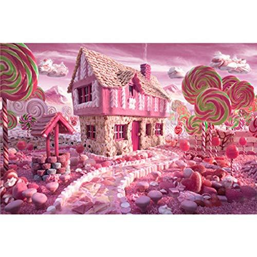 ZCFXGHH Regalo cumpleaños Creativo Madera Puzzle