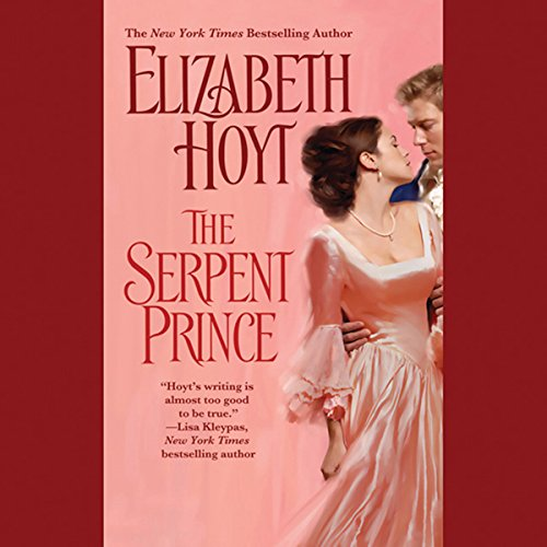 The Serpent Prince                   By:                                                                                                                                 Elizabeth Hoyt                               Narrated by:                                                                                                                                 Moira Quirk                      Length: 11 hrs and 45 mins     16 ratings     Overall 4.1