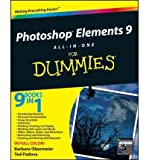 Photoshop Elements 9 All-in-One For Dummies (For Dummies (Computers)) (Paperback) - Common
