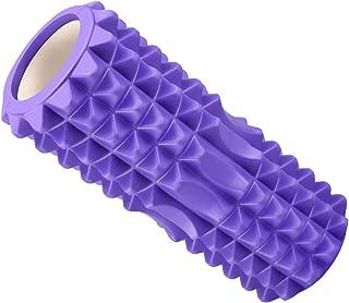 フォームローラー グリッド フォームローラー 筋膜リリース マッサージローラー ヨガポールトレーニング スポーツ フィットネス ストレッチ器具,骨盤矯正 改善 腰痛・肩コリ・筋肉痛