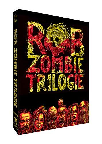 Une trilogie de Rob Zombie : La Maison des 1000 Morts + The Devil's Rejects + 3 from Hell [Édition Spéciale]