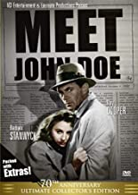Meet John Doe (70th Anniversary Ultimate Collector`s Edition)