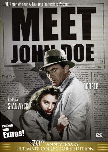 Meet John Doe: 70th Anniversary Ultimate Coll Ed [Importado]