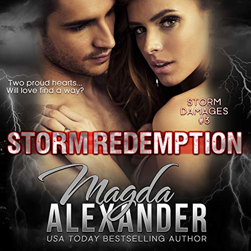 Storm Redemption audiobook cover art