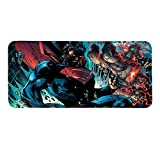 Non-Slip Rubber Mousepad Superman dc Comics b1990 Personality Desings Gaming Mouse Pad