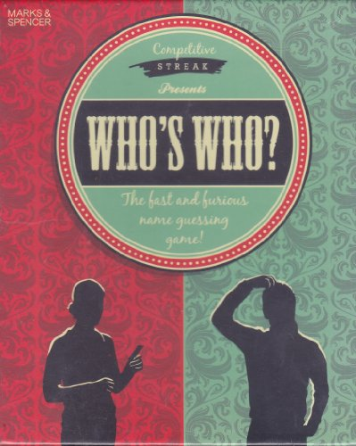 Download WHO'S WHO? (Sweet Valley High) 0553283529