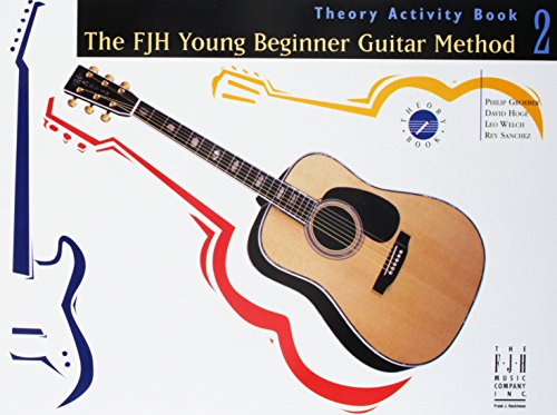 FJH Young Beginner Guitar Method, Theory Activity Book 2
