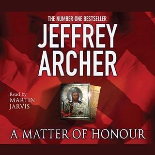 Matter of Honour cover art