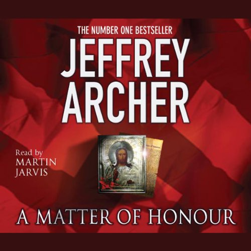 Matter of Honour cover art