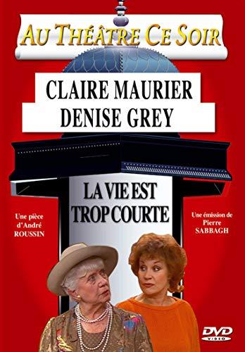La Vie est trop courte [Francia] [DVD]