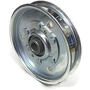 Country Clipper Pulley,flat Idler 1/ Part # D-3338
