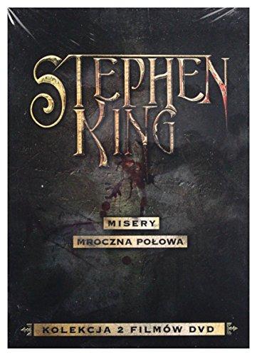 Stephen King Kolekcja: Misery/ Mroczna połowa BOX [2DVD] (Keine deutsche Version)