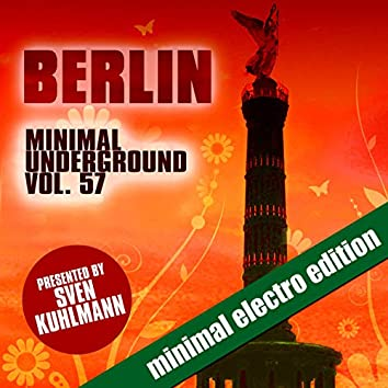 Berlin Minimal Underground, Vol. 57 - Presented by Sven Kuhlmann