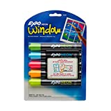 expo wet sticks - EXPO 1752226 Neon Dry Erase Markers, Bullet Tip, Assorted Colors, 5-Count