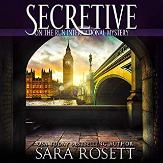 Secretive audiobook cover art