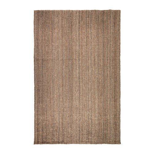 Ikea LOHALS Natur Teppich flach gewebt; (200x300cm)